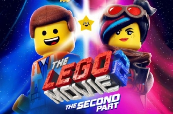 THE LEGO MOVIE 2: THE SECOND PART IN 2D